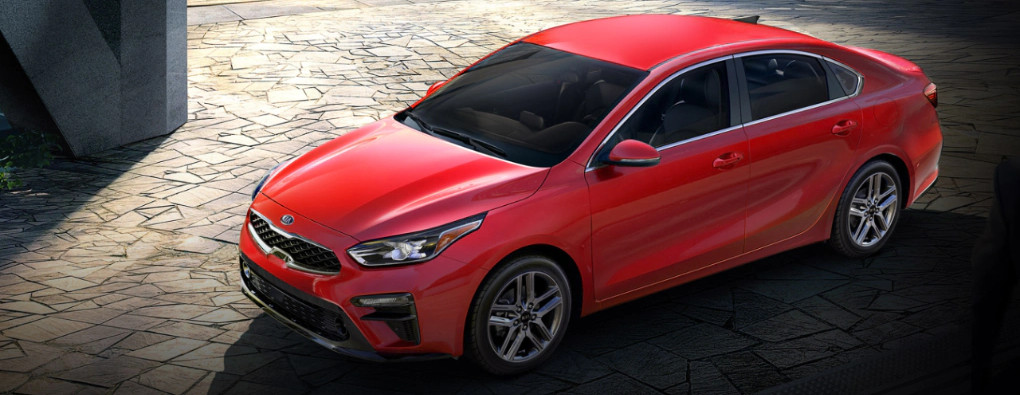 2020 Kia Forte Lease near Escondido, CA