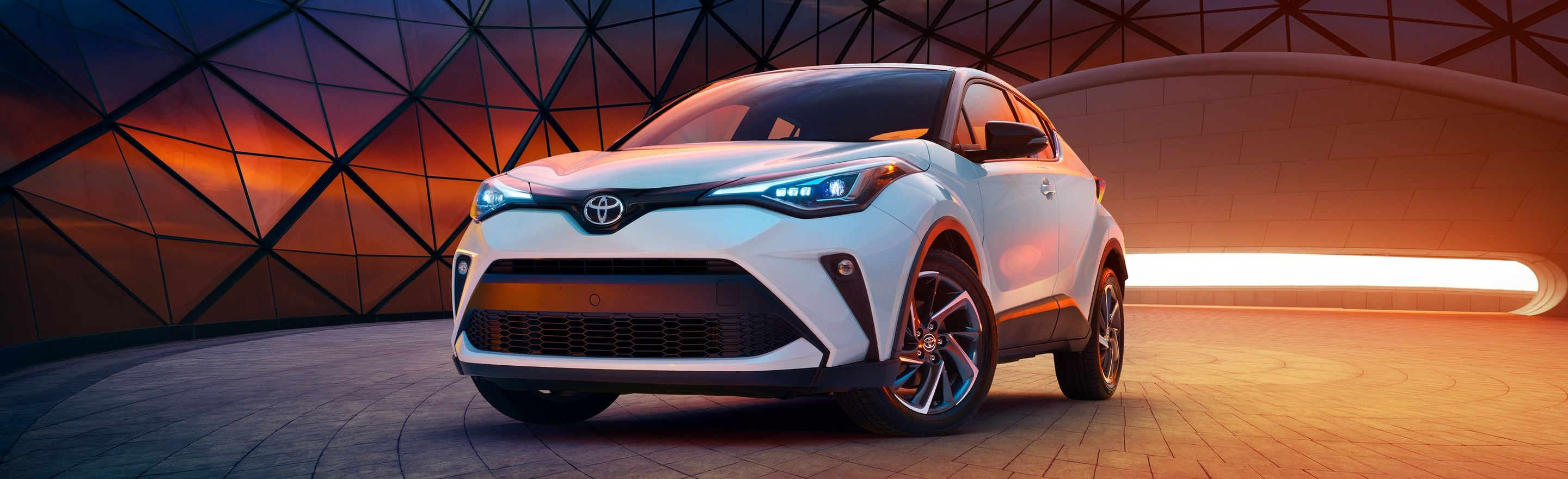 2020 Toyota C-HR Lease near Pittsburgh, PA