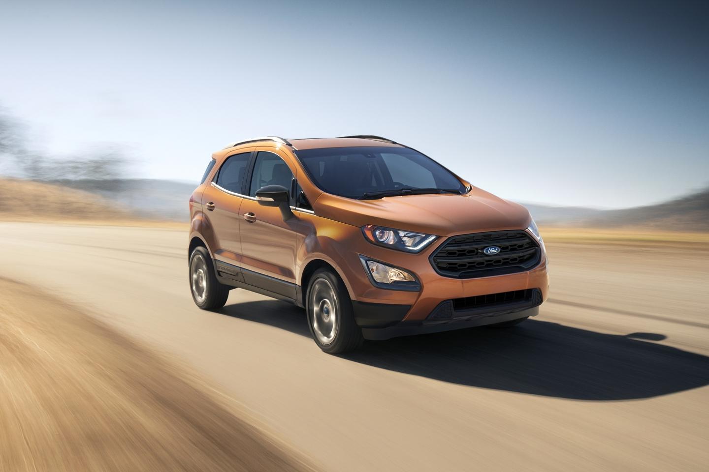 2020 Ford EcoSport for Sale near Richardson, TX