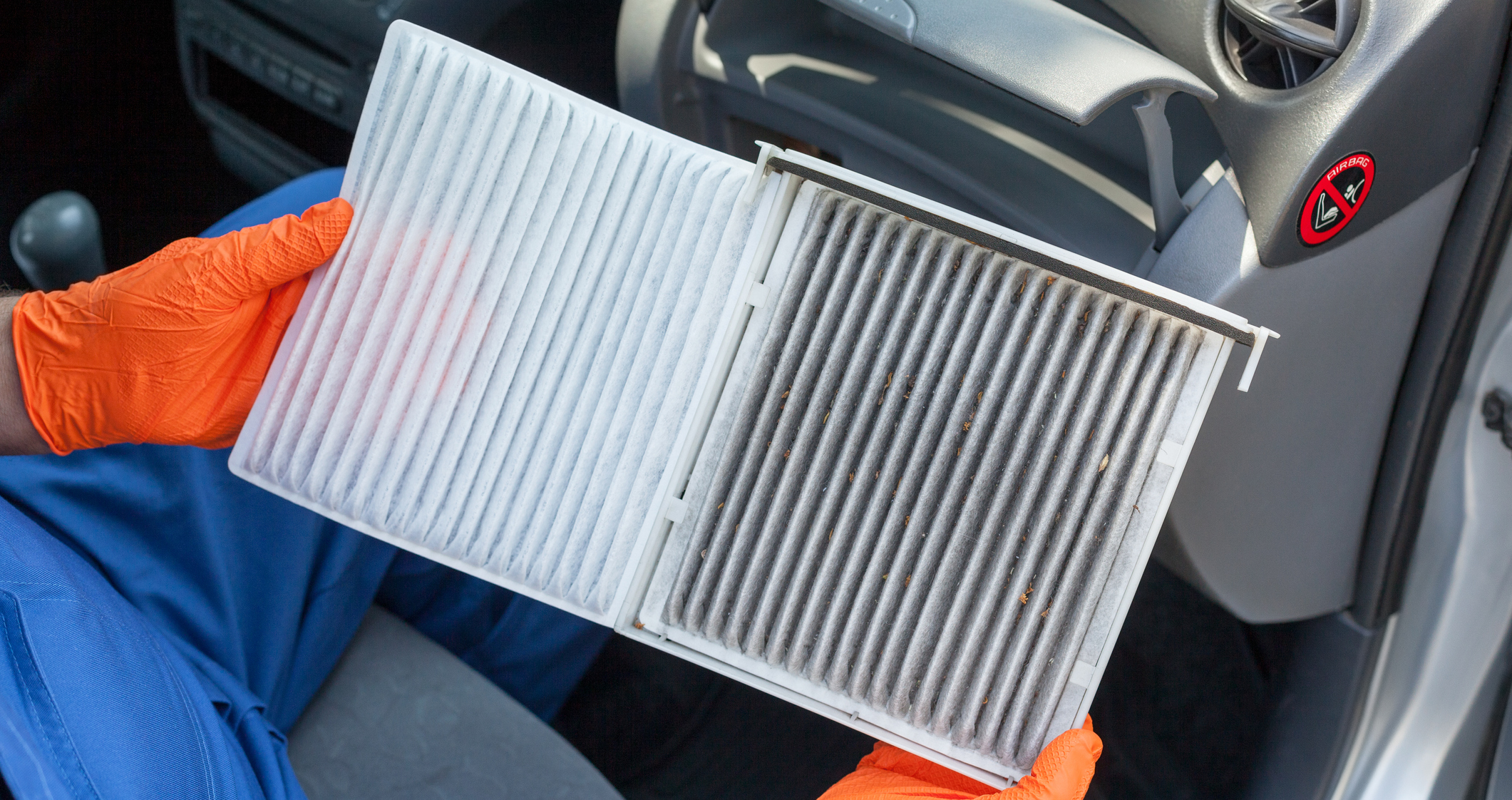 Cabin Air Filter Replacement Service in Elgin, IL
