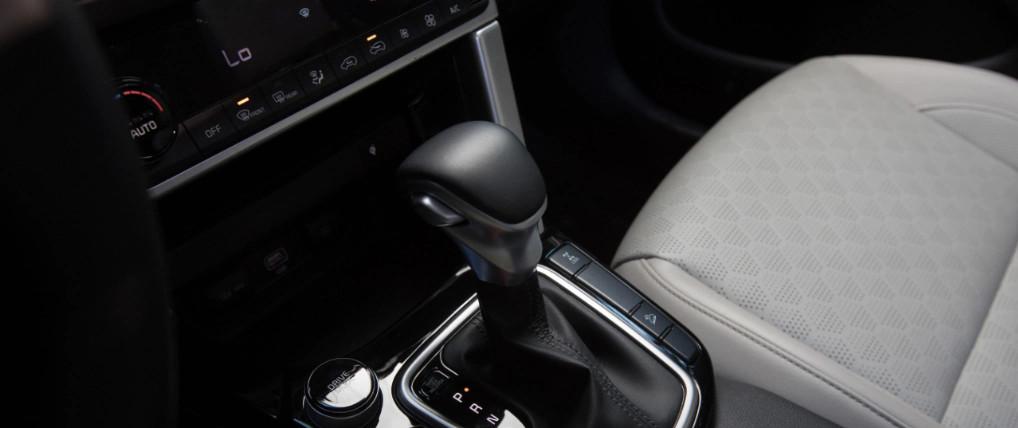 2021 Kia Seltos Gear Shift Knob