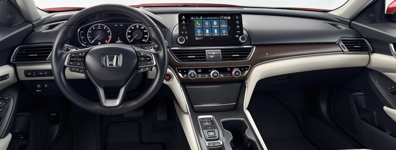 2020 Honda Accord Hybrid Cockpit