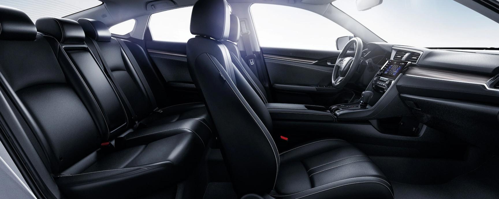Civic Sedan Interior