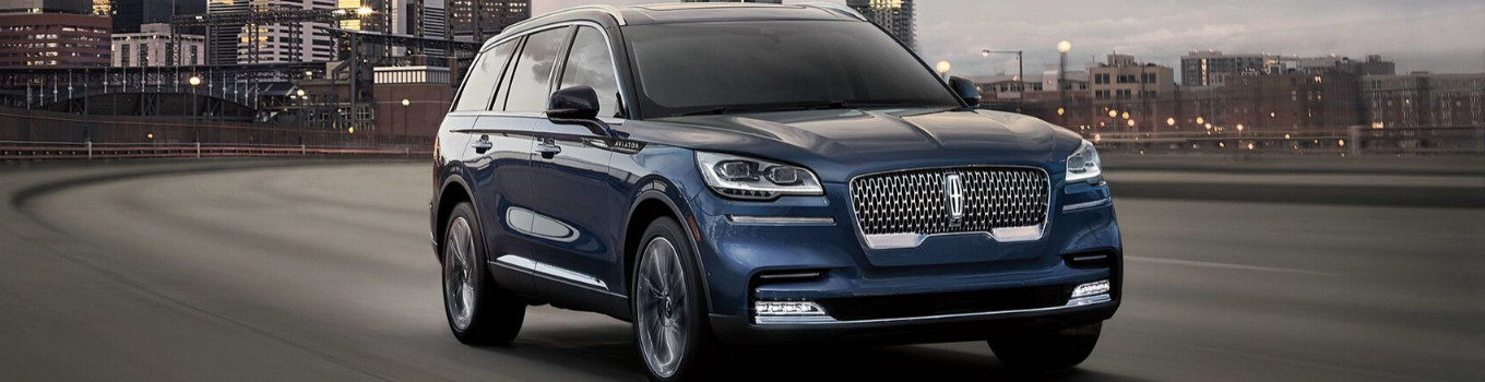 2020 Lincoln Aviator - West Point Lincoln of Sugar Land - Houston, TX
