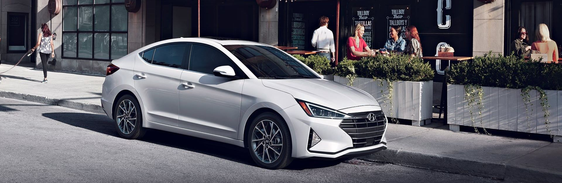 Test Drive the Elantra Today!
