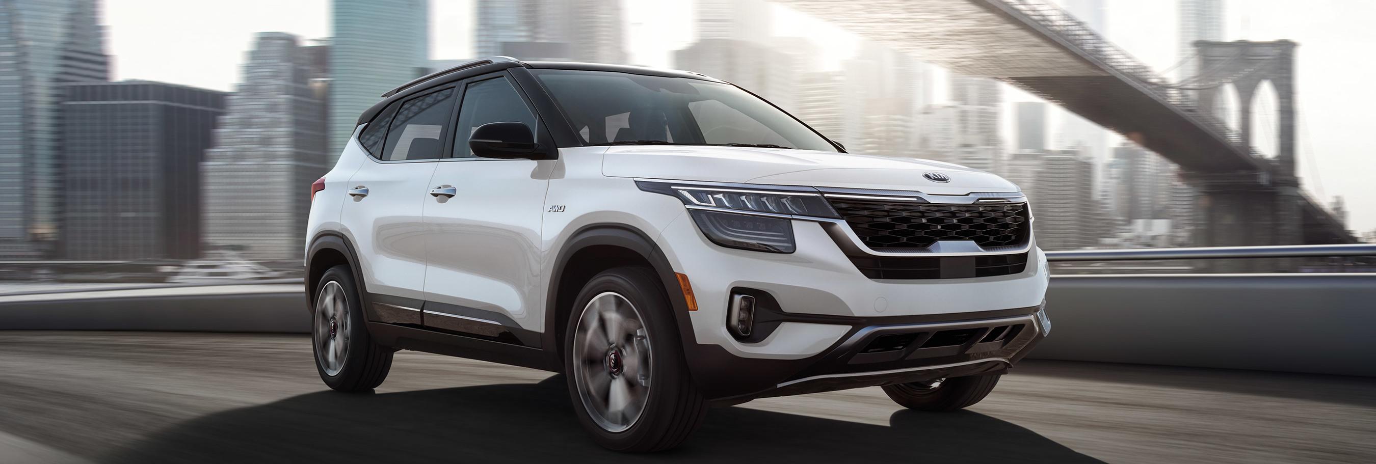 2021 Kia Seltos for Sale near Boerne, TX