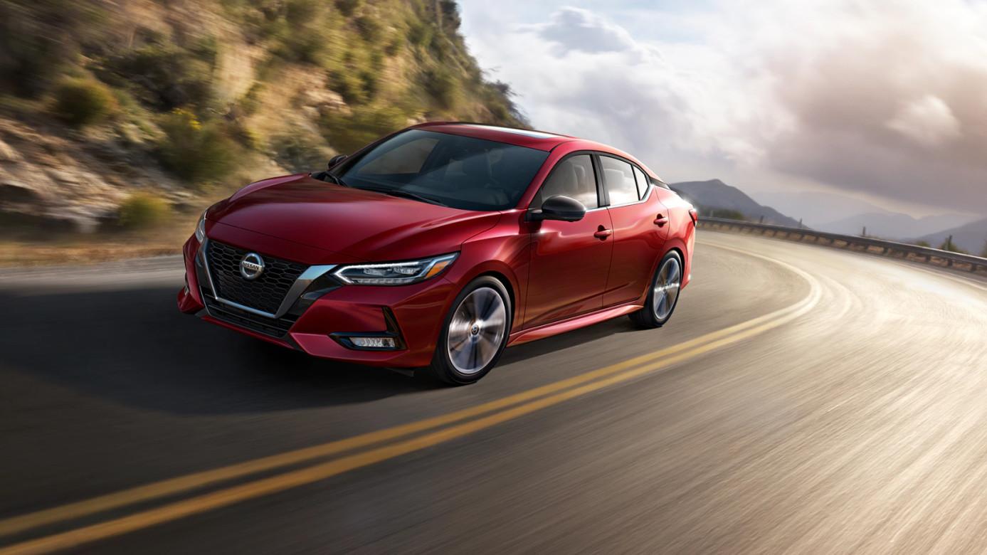 2020 Nissan Sentra for Sale near Alexandria, VA