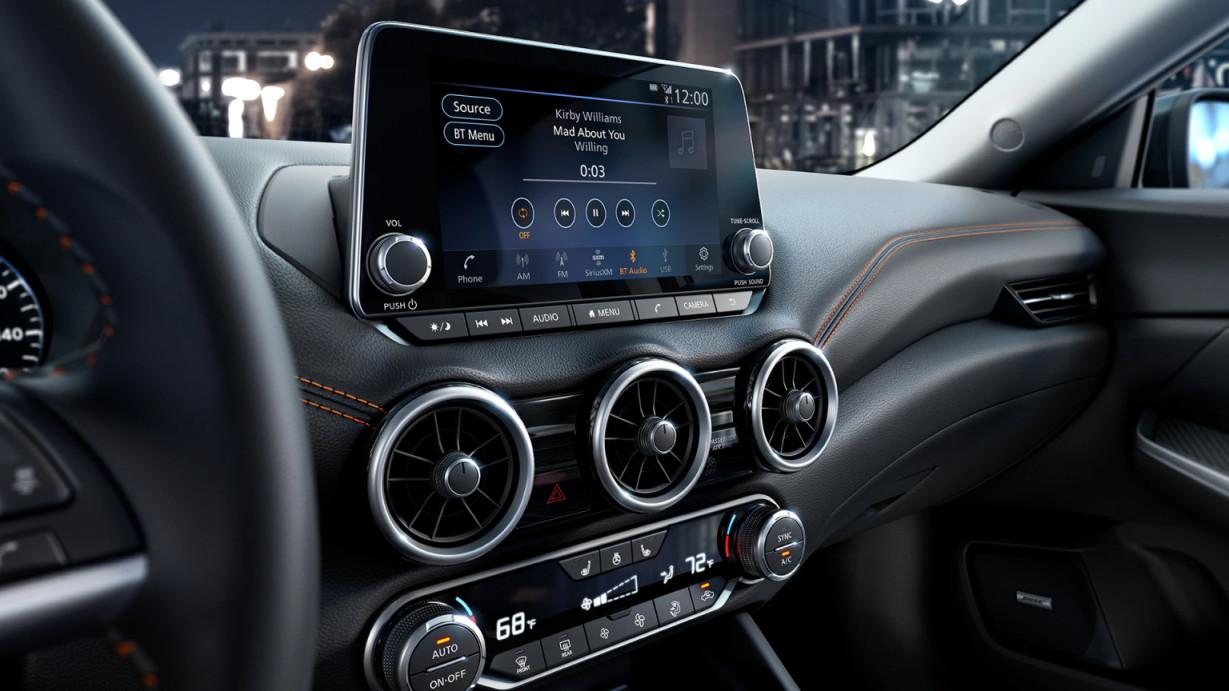 2020 Sentra Touchscreen
