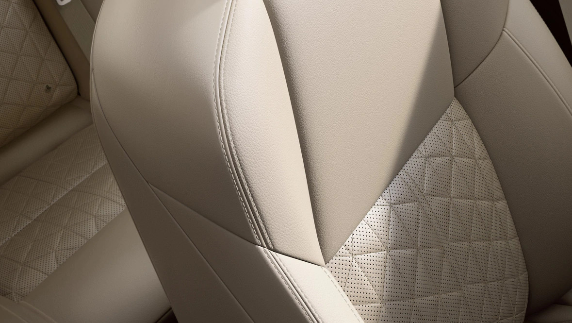 Premier Upholstery in the 2020 Nissan Maxima