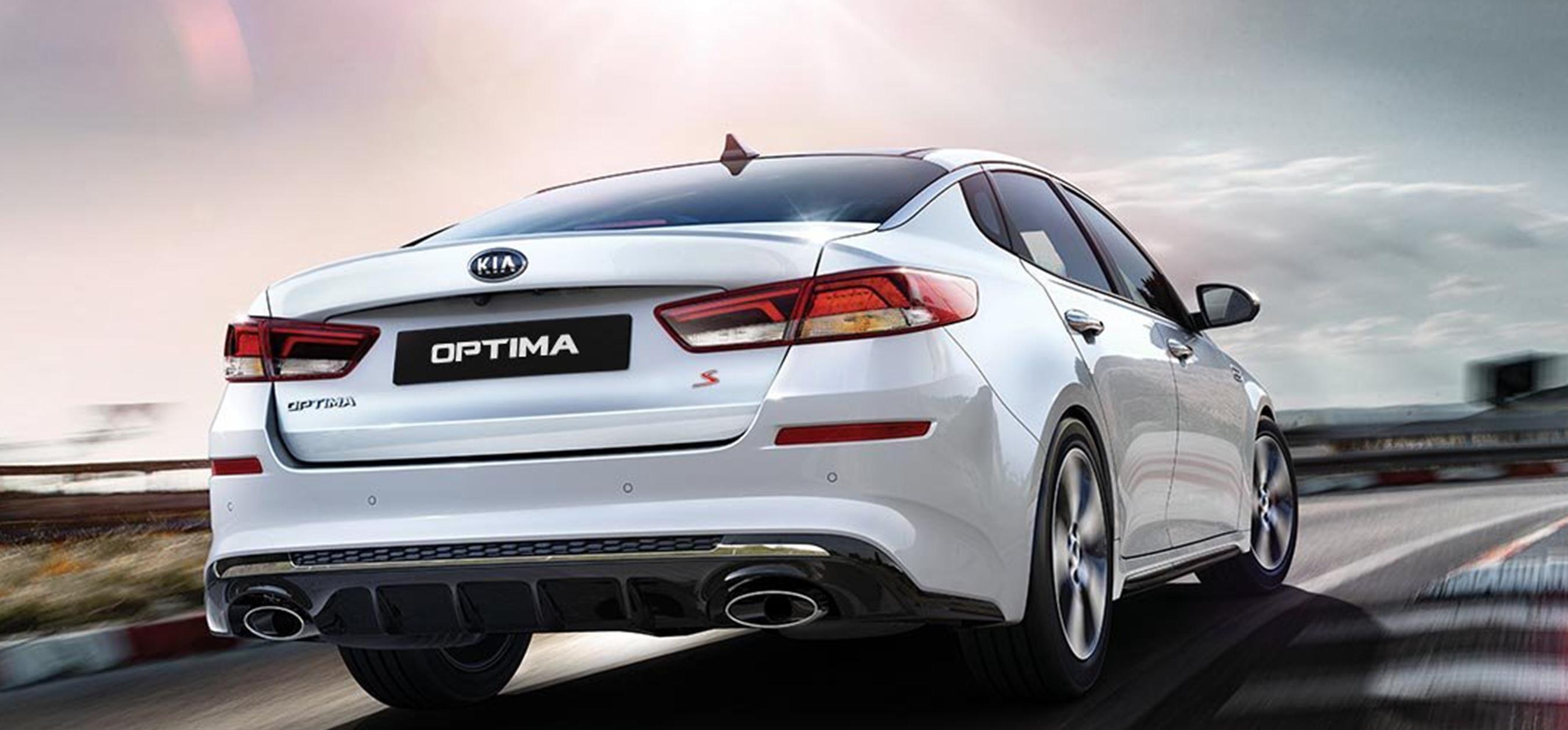 2020 Kia Optima Key Features in San Antonio, TX