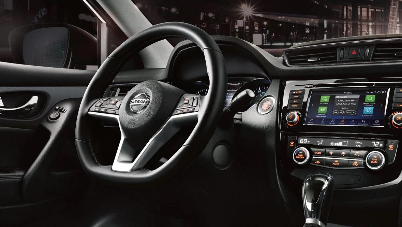 2020 Rogue Sport Steering Wheel