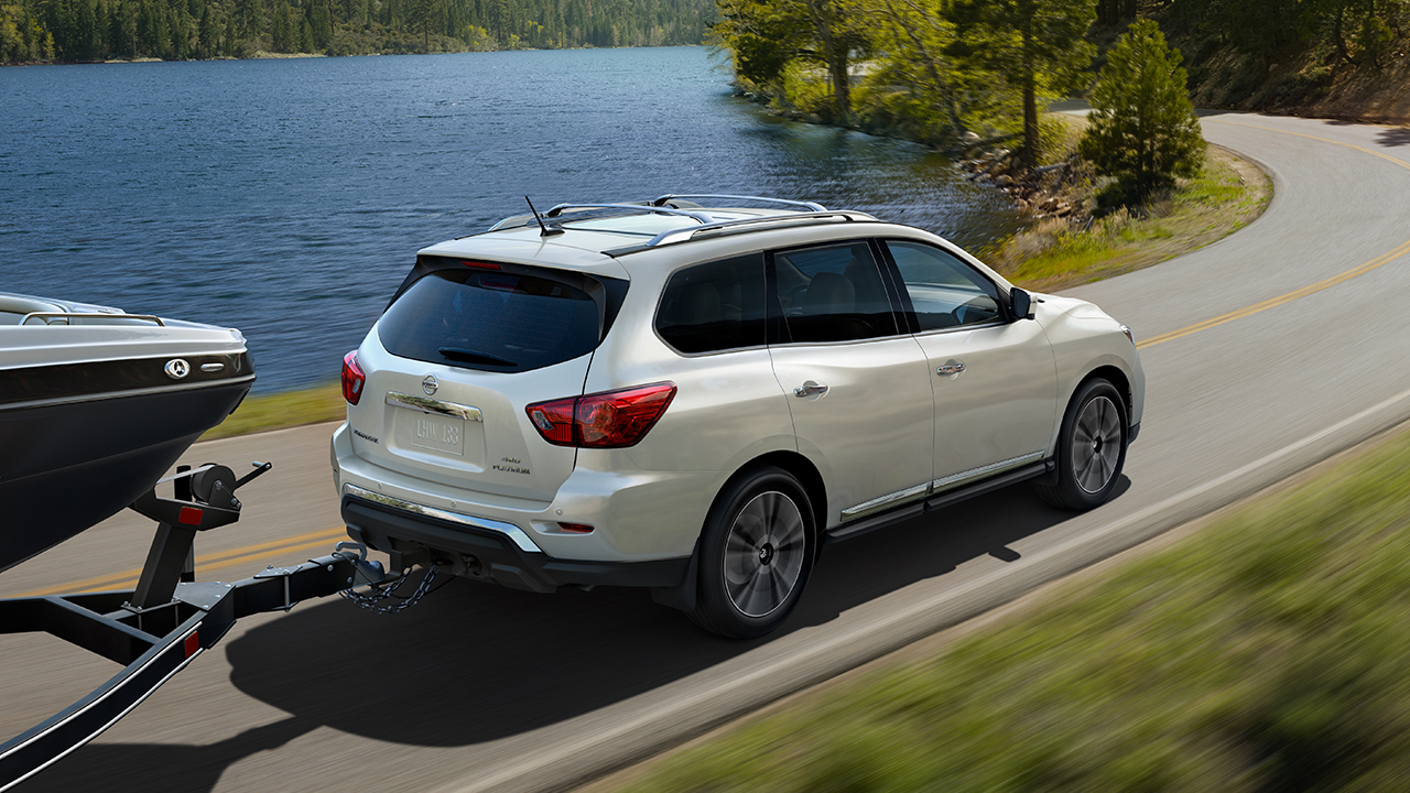 Explore the Possibilities of the Pathfinder!