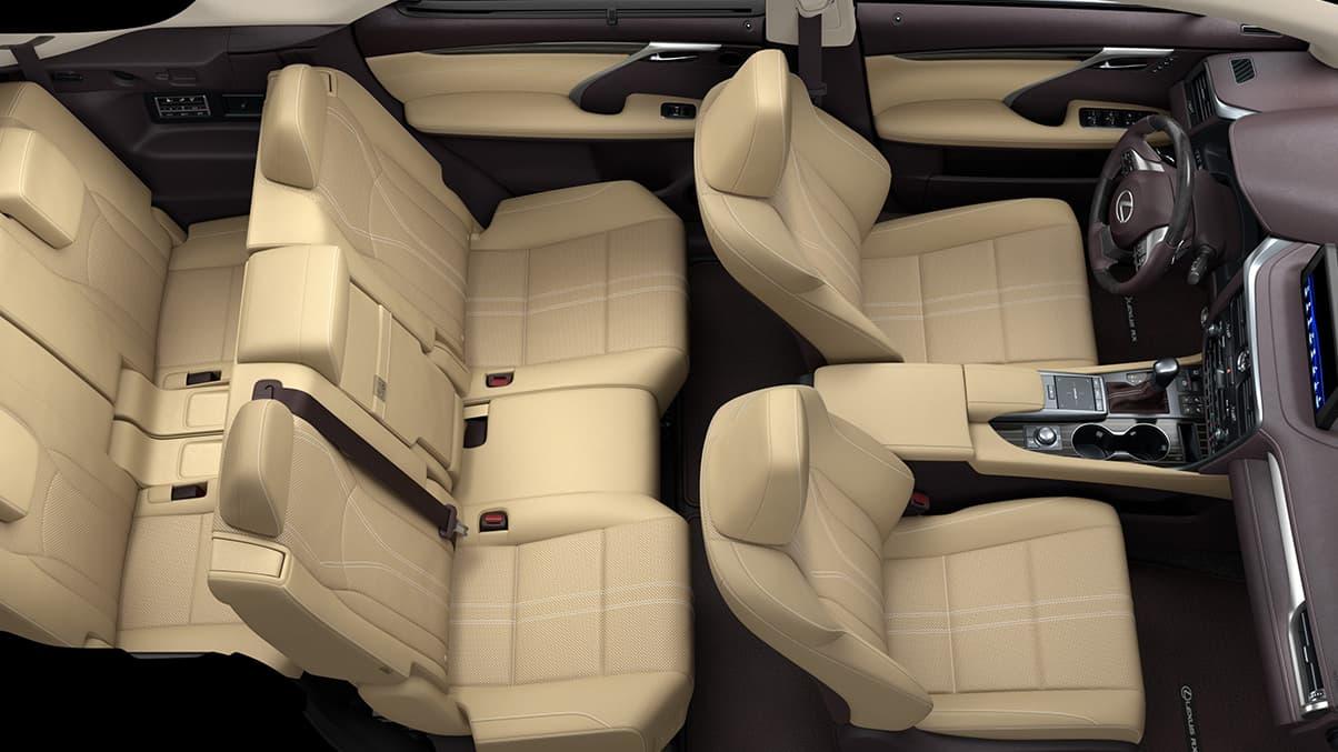 7 Passenger Seating RX 350L
