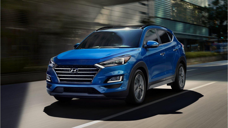 2020 Hyundai Tucson vs 2020 Santa Fe near Washington, DC