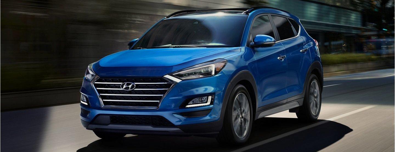 2020 Hyundai Tucson vs 2020 Nissan Rogue near Washington, DC
