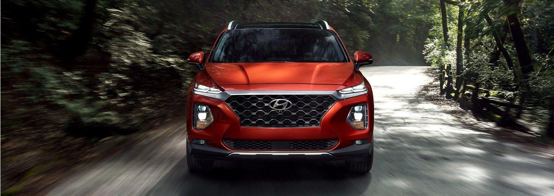 2020 Hyundai Santa Fe vs 2020 Mitsubishi Outlander near Washington, DC