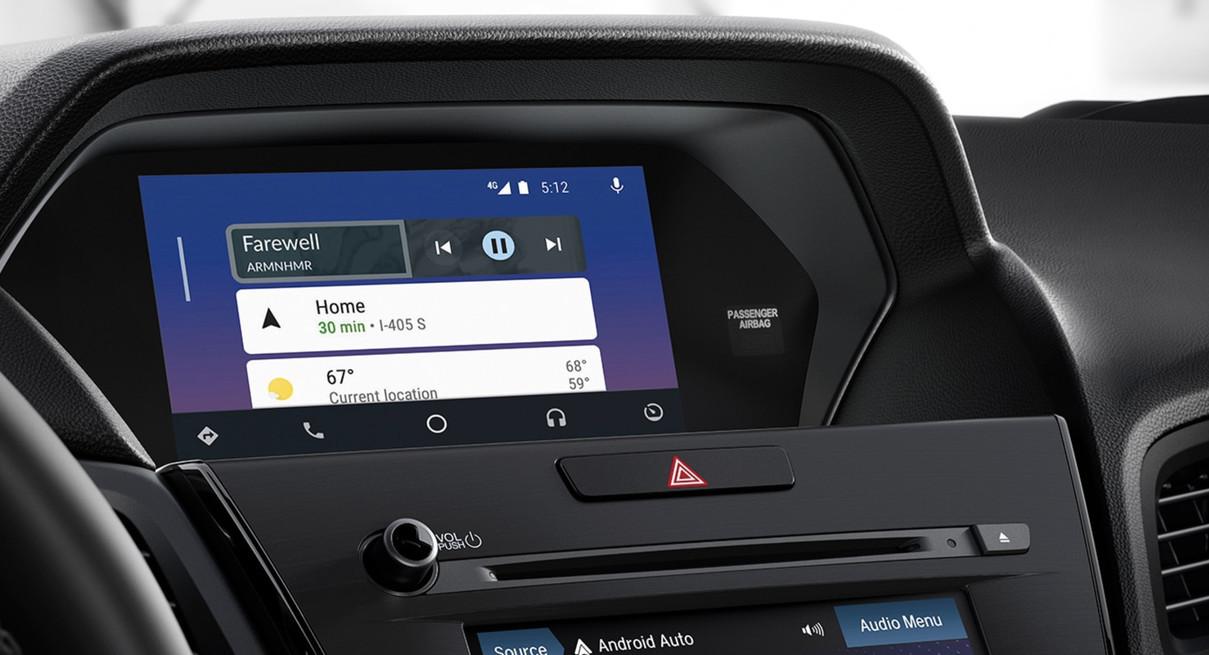 2020 Acura ILX Touchscreen