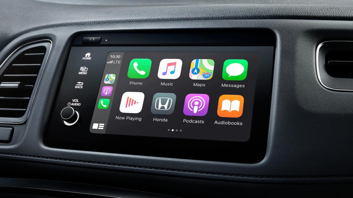 Apple CarPlay® in the 2020 Honda HR-V