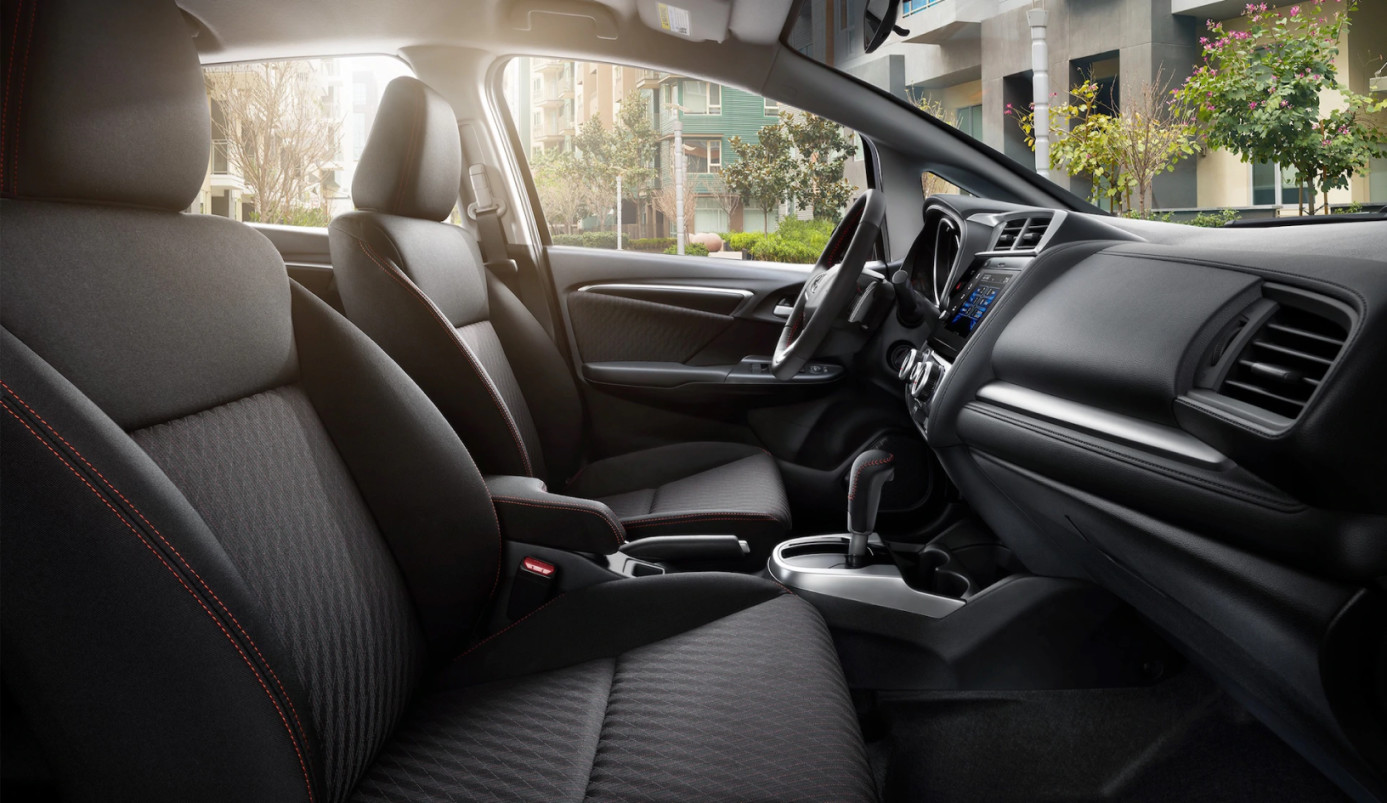 2020 Fit Front Seats