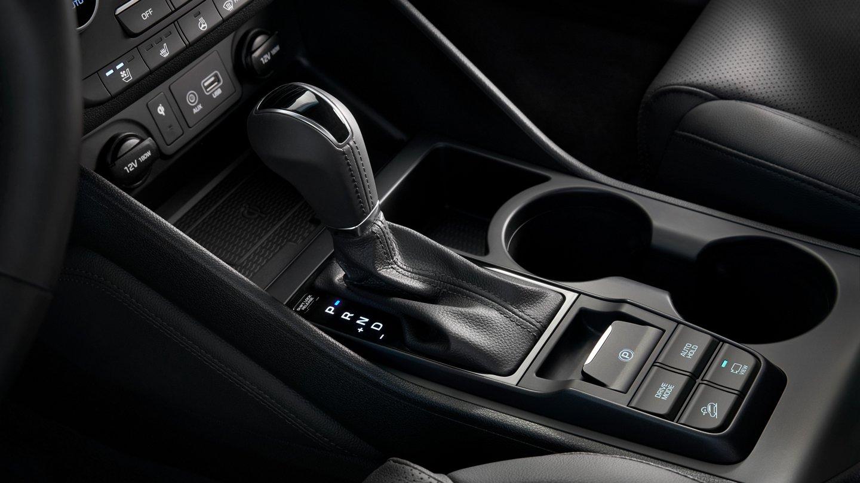 2020 Hyundai Tucson 6-speed automatic transmission with SHIFTRONIC®
