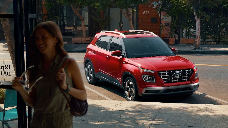 2020 Hyundai Venue Lease near Oak Park, IL