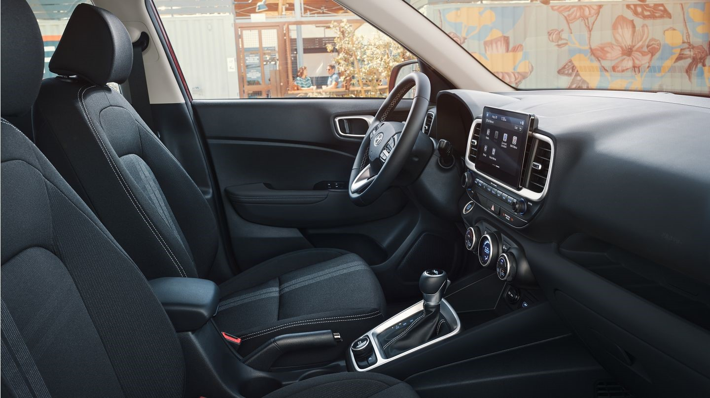 2020 Hyundai Venue Front Seats
