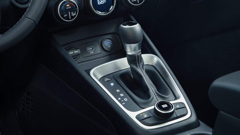 2020 Hyundai Venue Intelligent Variable Transmission