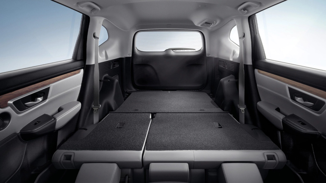 Ample Cargo Space in the 2020 CR-V