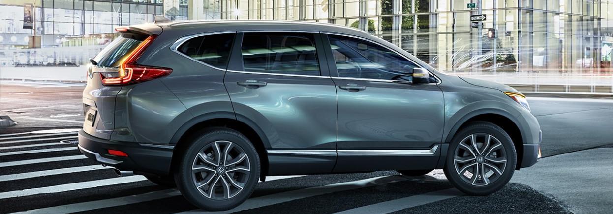 2020 Honda CR-V vs 2020 Chevrolet Equinox near Washington, DC