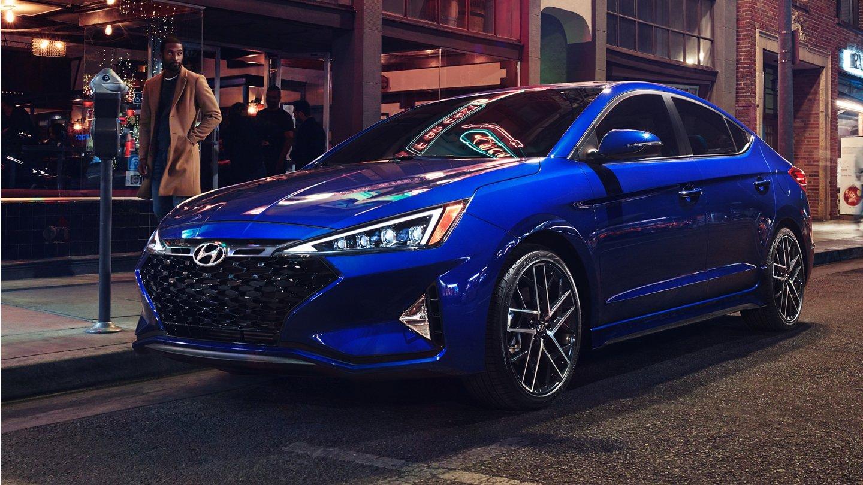 2020 Hyundai Elantra vs 2020 Nissan Sentra near Washington, DC