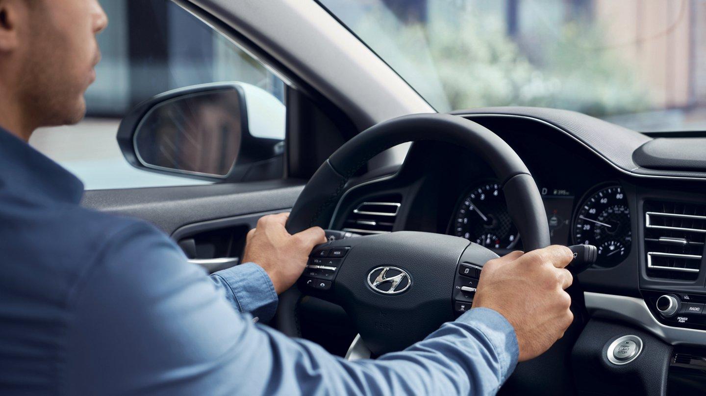 2020 Elantra Steering Wheel