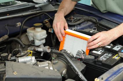 Get an Engine Air Filter at Pohanka!