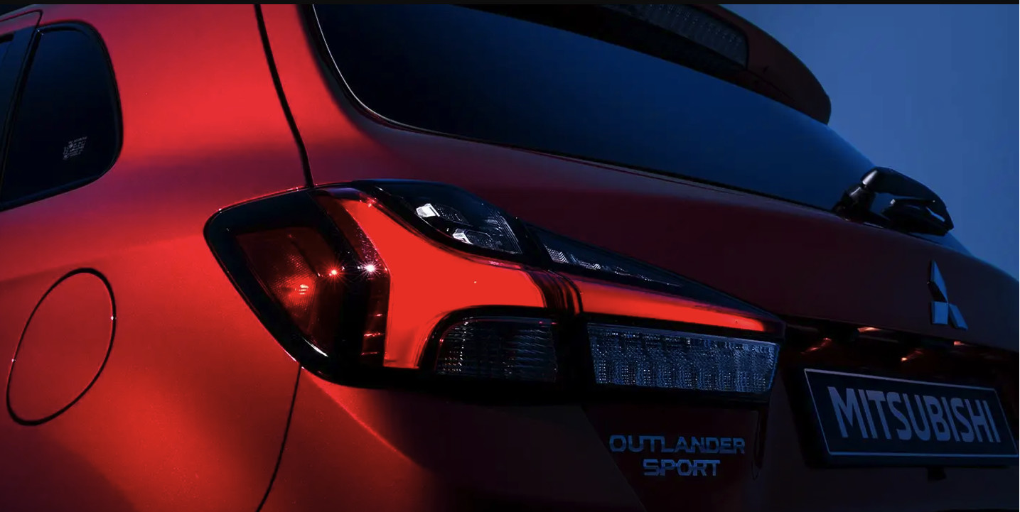 You'll Get Noticed Instantly in the 2020 Outlander Sport!
