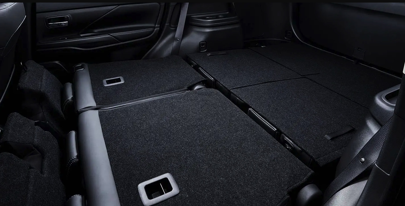 There's Plenty of Space for Your Items in the 2020 Mitsubishi Outlander!