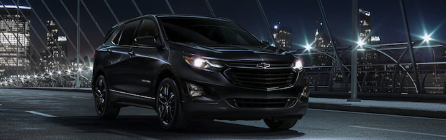 2020 Chevrolet Equinox Technology Features near Orland Park, IL