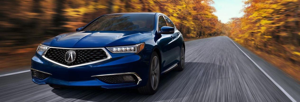 2020 Acura TLX for Sale near Falls Church, VA