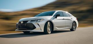 2020 Toyota Avalon Trim Comparison