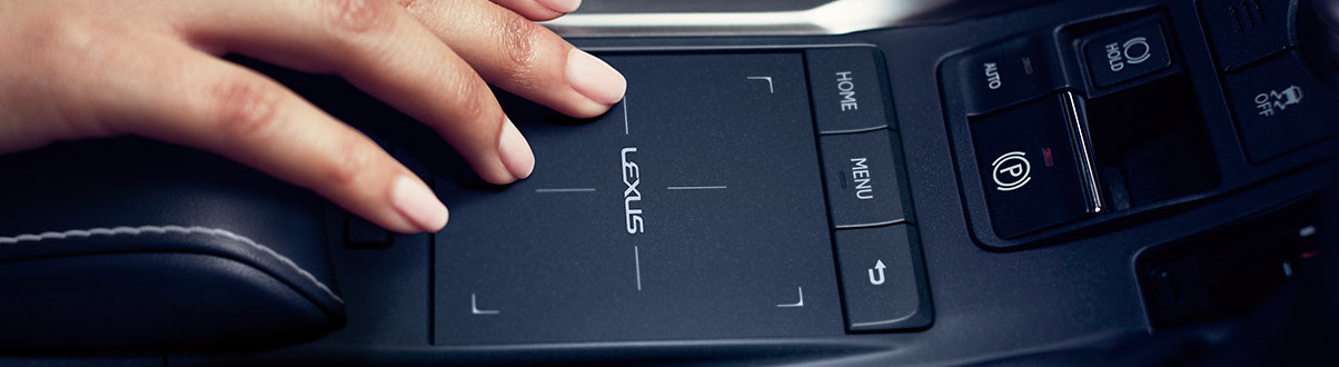 2020 NX 300 Touchpad