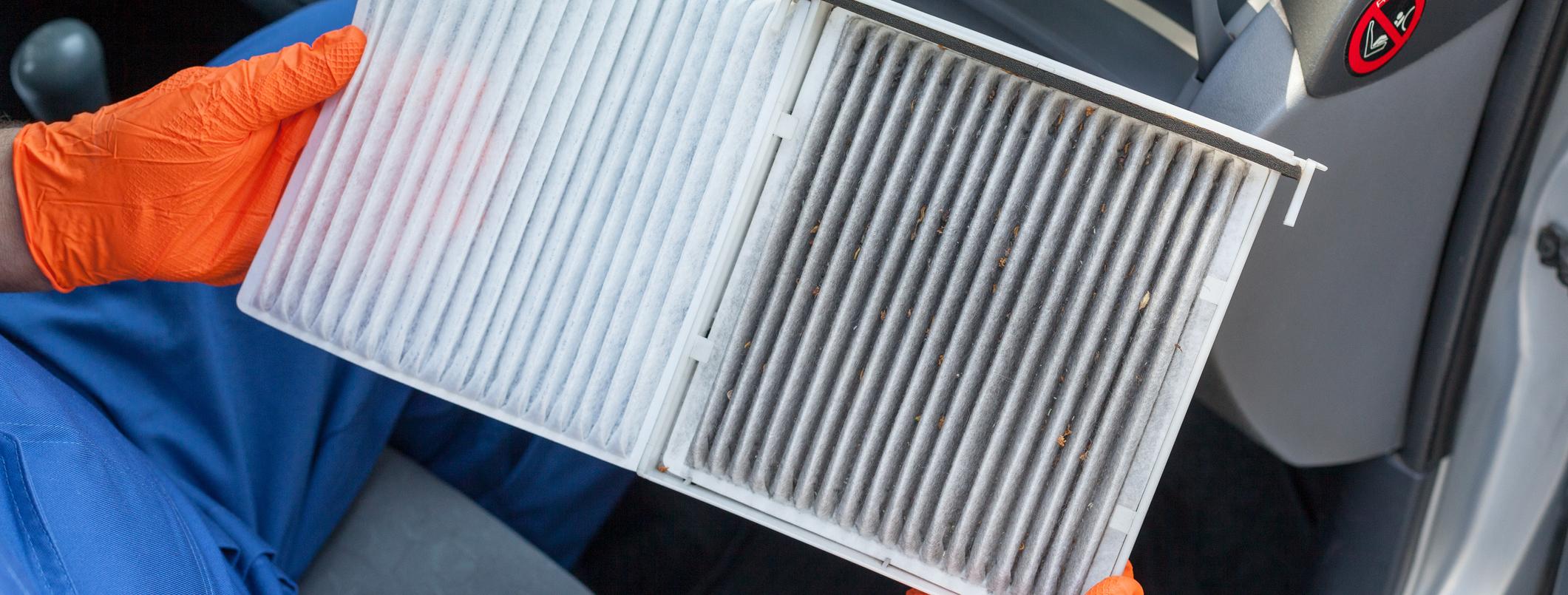 Cabin Air Filter Replacement near Falls Church, VA