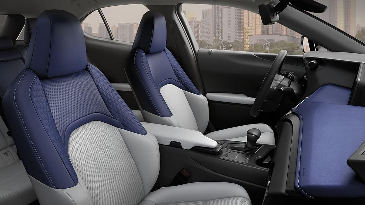 2020 Lexus UX 350h Interior