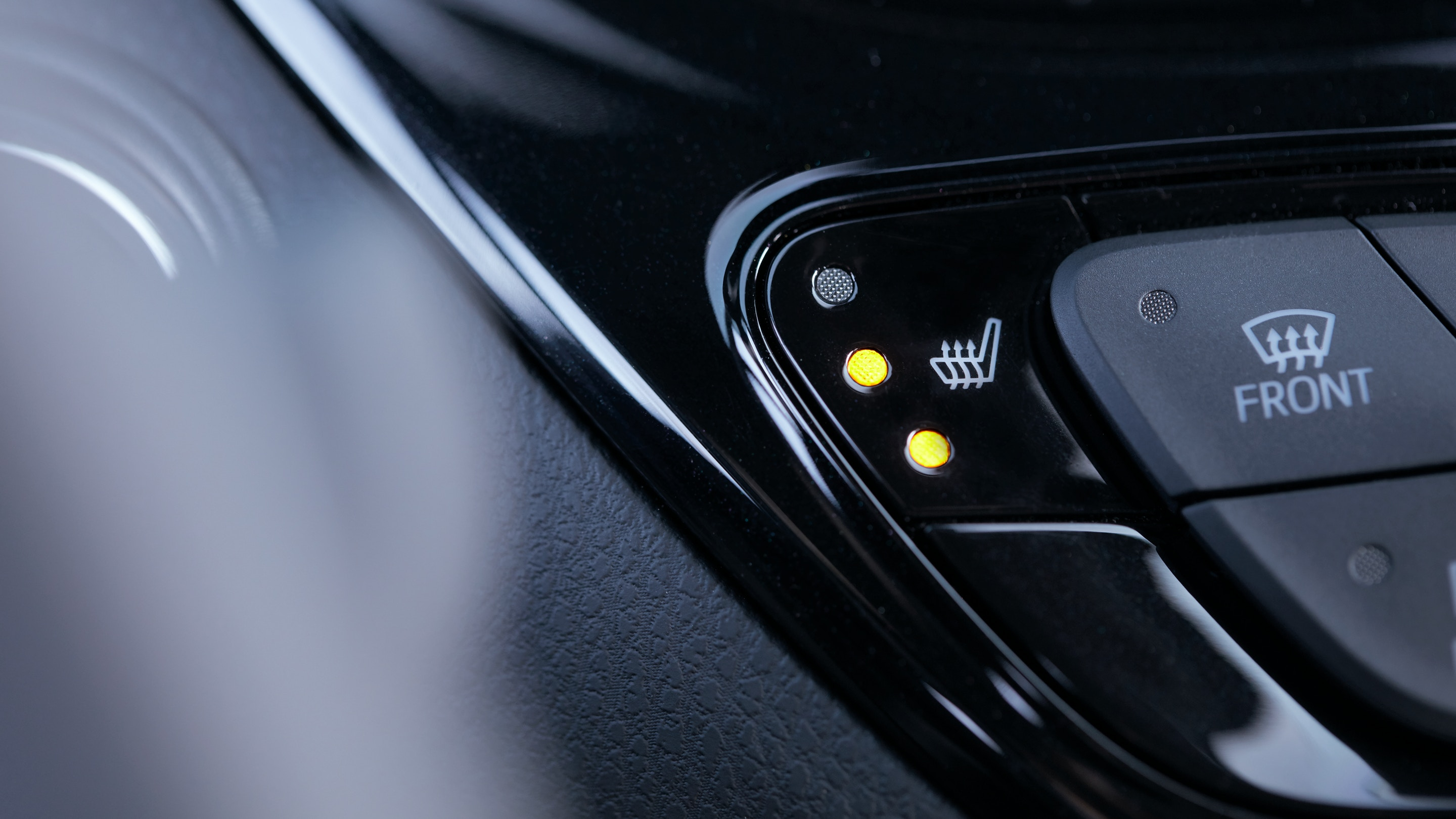 Heated Seats in the 2020 C-HR