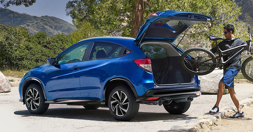 New 2020 HR-V Honda of Champaign