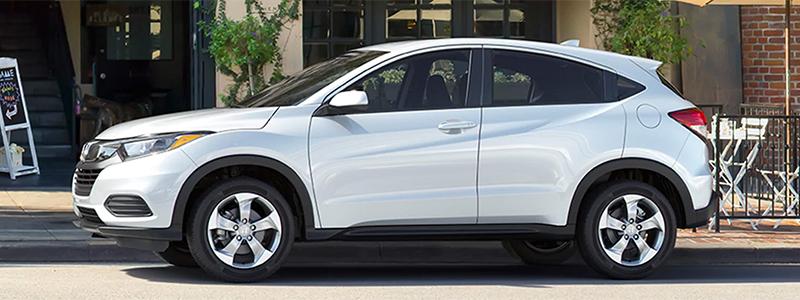 2020 Honda HR-V Savoy Illinois