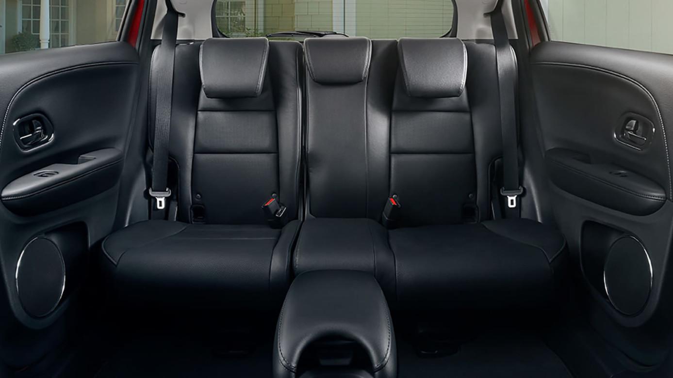 2020 HR-V Backseat