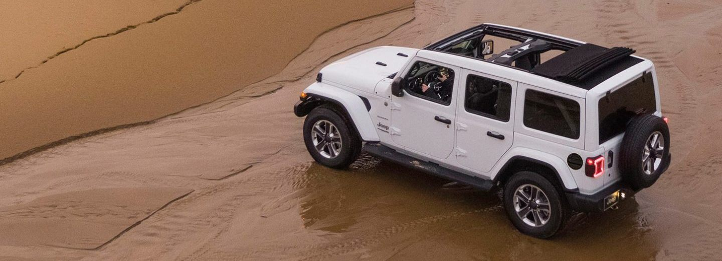 2020 Jeep Wrangler Unlimited Lease in St. Charles, IL