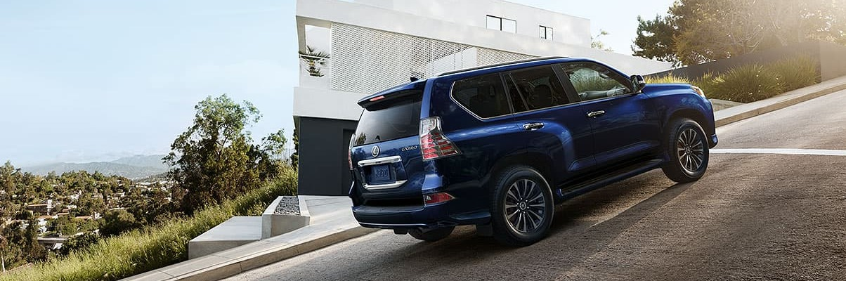2020 Lexus GX 460 vs 2020 Acura MDX near Washington, DC