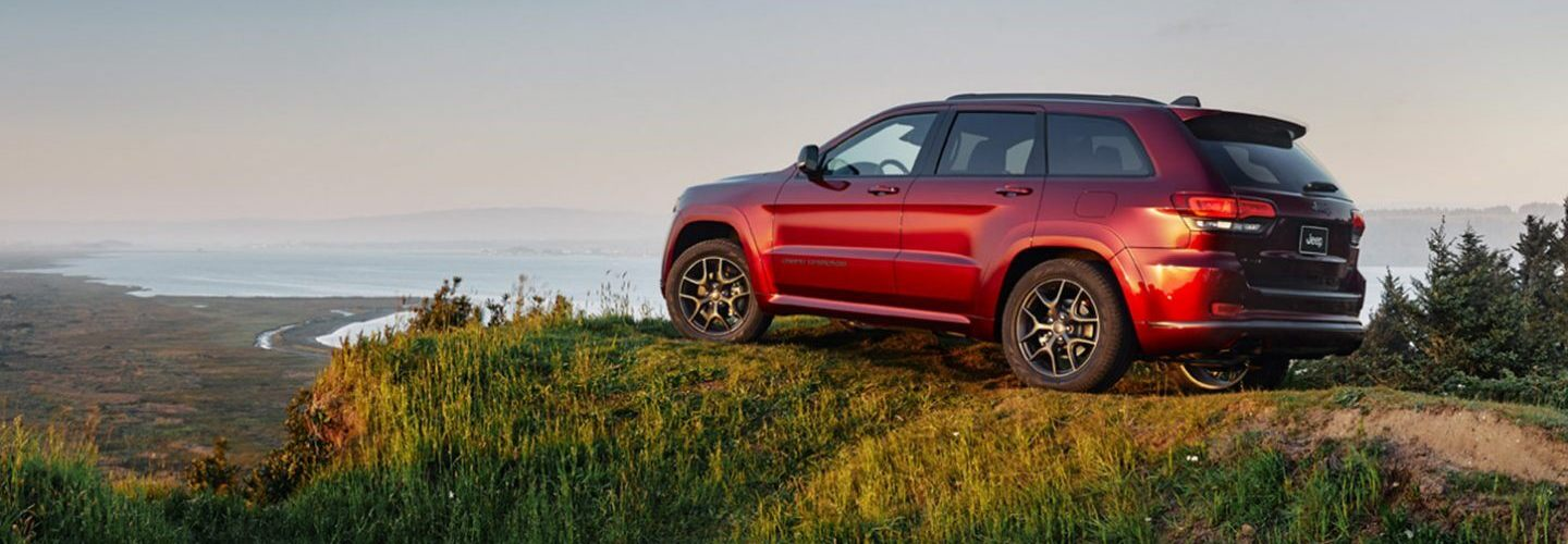 2020 Jeep Grand Cherokee Lease in St. Charles, IL