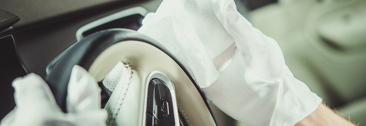 How to Disinfect Your Car in Chantilly, VA