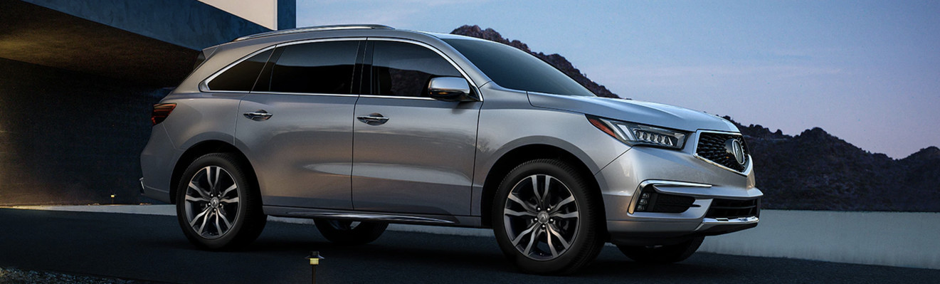 2020 Acura MDX Technology Features in Merrillville, IN