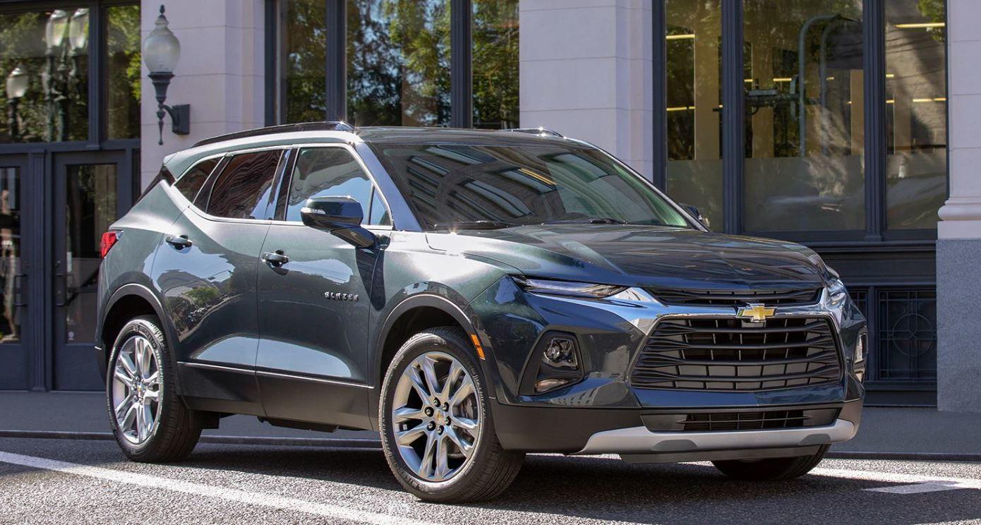 2020 Chevrolet Blazer Lease near St. Johns, MI